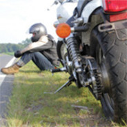 Motorcycle Flat Tire Safety and Prevention
