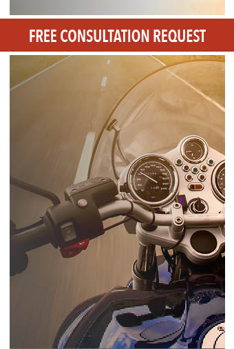 After a motorcycle accident, we're here to help.