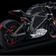 Harley Davidson's New Electric Motorcycle